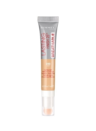 Rimmel London Lasting Finish 25Hr Breathable Concealer - 200 Light -Rimmel London